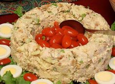 In en om die huis: Chicken Salad with Cashews