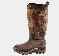 These are awesome!  Women's UA H.A.W. 800g Hunting Boots | 1230874 | Under Armour US