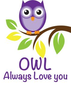 This is so cute for a little girl's room! Owl Always Love You by KinneyDesigns on Etsy, $1.00