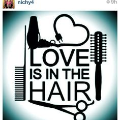 Love is in the Hair