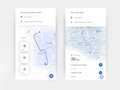 - Robin – Maps Robin – Maps by Asar Morris Mobile Ui Design, App Ui Design, Map Design, Interface Design, User Interface, App Map, Ui Patterns, Mobile App Ui, Ui Design Inspiration