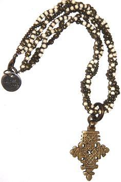 collar de Etiopía, 40cm