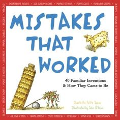 Mistakes That Worked - to discuss New Year's goals and why it is ok to make mistakes?