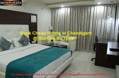 Book cheap hotels in chandigarh which matching according your pocket. Checkout our awesome choice of hotelz to matching your budget and you will definitely find something different price from others. Feel free to contact us here: 9251 711 711.