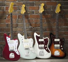 Squier Classic Vibe Jazzmasters!!!!!!!  (Not officially confirmed)