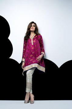 2016 Sania Maskatiya Eid Dresses collection