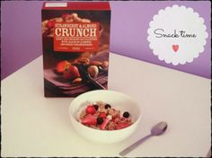 Snack cereal