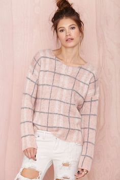 Give It to Me Straight Sweater | Shop Sweaters at Nasty Gal
