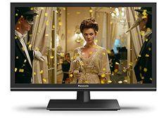 Panasonic TX-24ESW504 60 cm (24 Zoll) LCD Fernseher (HD ready, 600Hz bmr, Quattro Tuner, TV auf IP Client, USB Recording) schwarz Usb, Smart Tv, Homescreen, Ebay, Concert, Wifi, Inspiration, Decor, Black