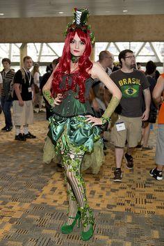 Otakon 2012 - Steampunk Poison Ivy by Ardias, via Flickr