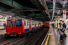 Transport, London, England - UK