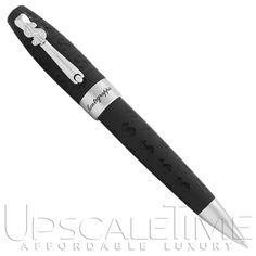 Montegrappa Cash Dollar Sign Palladium Ballpoint Pen ISADCBPC Luxury Pens, Dollar Sign, Ballpoint Pen, Luxury Watches, Watches For Men, Fancy Watches, Men's Watches