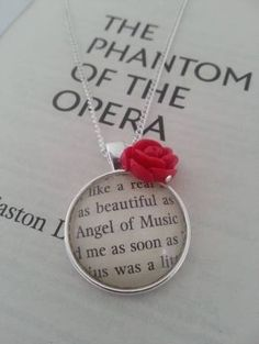 phantom of the opera necklace - Google Search