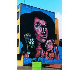Este es el #graffiti de la semana.  #bogota #paisajeurbano #paisajebogotano #urbano #urbanart #bogotacity