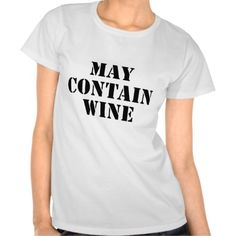 @@@Karri Best price          	May Contain Wine T Shirts           	May Contain Wine T Shirts lowest price for you. In addition you can compare price with another store and read helpful reviews. BuyDeals          	May Contain Wine T Shirts Online Secure Check out Quick and Easy...Cleck Hot Deals >>> http://www.zazzle.com/may_contain_wine_t_shirts-235161946189700235?rf=238627982471231924&zbar=1&tc=terrest