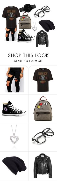 """Ready for dancing!"" by racheldenisnefeke ❤ liked on Polyvore featuring Liquor n Poker, Converse, MANGO, Belk & Co., Halogen, Acne Studios and CLUSE"