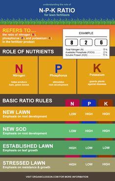 NPK, Lawn Care, Lawn Fertilizer, Best Lawn Fertilizer, Fertilizing Lawn, Best…