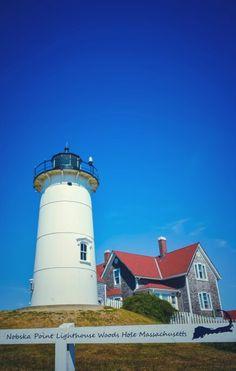 Nobska Point Light. Cape Cod Massachusetts. #chatham #capecod #massachusetts