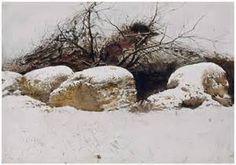 Andrew Wyeth (1917-2009). Shredded