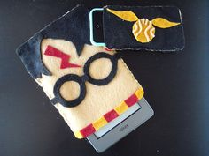 DIY Harry Potter cases
