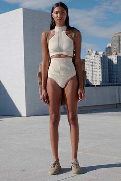 Yeezy Spring 2017 Ready-to-Wear Fashion Show - Syd Acker
