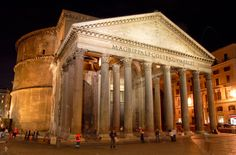 Most Unforgettable WHS - Pantheon, Rome