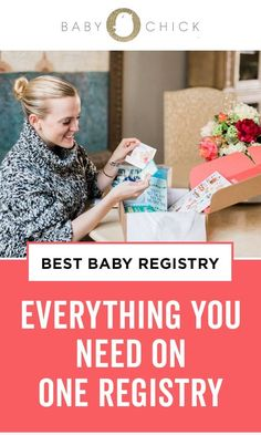 Babylist has come out with something new for families who create a Babylist baby registry--their Hello Baby Box! Unique Baby Gifts, Personalized Baby Gifts, New Baby Gifts, Best Baby Registry, Baby Checklist, Baby Box, Baby List, Baby Chicks, Everything Baby