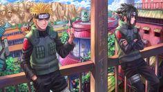 Anime Naruto  Naruto Uzumaki Sasuke Uchiha Wallpaper