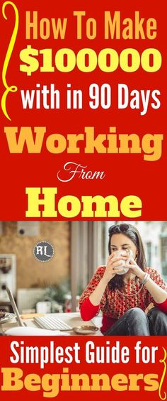 Need money now? Make money online in 2017. The best ways to earn passive income online from home. Work from home and earn $100000 in 90 days with genuine methods. Click the pin to see how >>>
