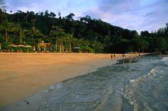 Beach on Hat Khao Lak.
