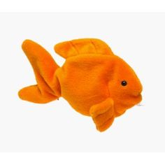 Ty Beanie Babies - Goldie the Goldfish ~ I think I have.  I have most of the old ones.