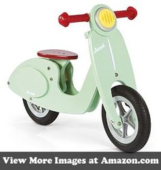 Janod Mint Scooter Review