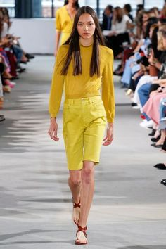 09535b9635388 See the entire Spring 2018 collection from Tibi. Amarelo