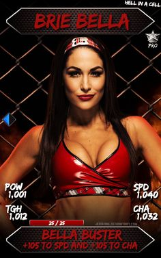 Out of all my favorite girl athletes Brie Bella one of the best wwe superstars in the whole world, all your fans miss the Bella twins 💯 Nicki Bella, Bella Diva, Nikki Bella Photos, Nikki And Brie Bella, The Fabulous Moolah, Brie Bella Wwe, Best Instagram Photos, Pretty Females, Wrestling Wwe