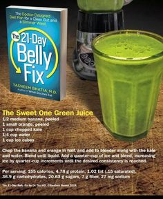 21 day belly fix