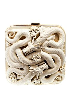 Emilio Pucci - Accessories - 2013 Spring-Summer. And this is what Tyrion should have brought as a gift to Dany...