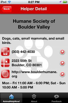 ANIMAL WATCH identifies the animals (species) who live in Colorado, their living situations, the threats they face and the efforts being made on their behalf. The catalog of information created and maintained by the project is made available to the public with the intention of raising awareness of the plight of animals in Colorado and empowering those who help or want to help animals. #nonprofit #animals