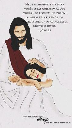 Imagens | O App da Bíblia | Bible.com Jesus Christ Images, Jesus Art, My Jesus, Jesus Wallpaper, God Loves You, Jesus Loves Me, Bible Quotes, Bible Verses, Gospel Bible