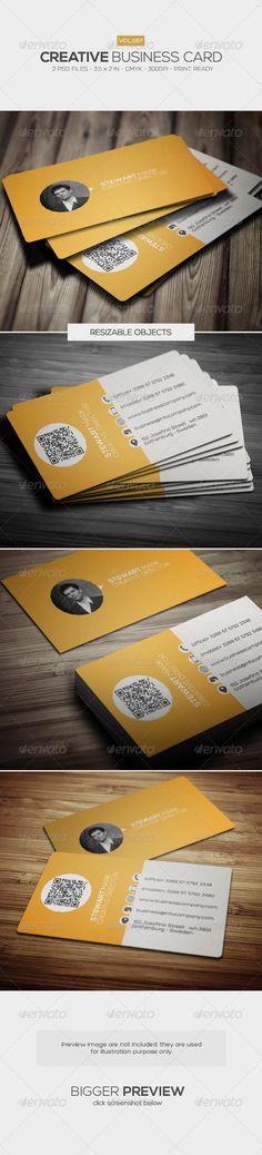 Creative Business Card 067 - Creative Business Cards