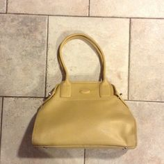 Tod's Handbag Good condition, some stains on bottom Tod's Bags Shoulder Bags