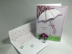 homemade cards honeymoon bridal shower | Bridal Shower card