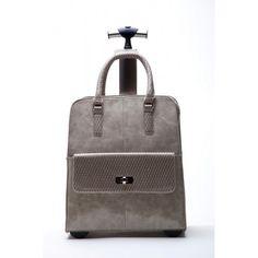 Parisian Fog Rolling Bag Rolling Laptop Bag 14a04b92e3c07