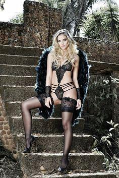 Bore Angel# sensual# ousado#OusarNuncaéDemais#www.nerfetiti.com.br