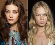 Wavy, Tousled Hair | 14 Fall 2015 Hair Trends To Watch Out For by Makeup Tutorials at http://makeuptutorials.com/fall-2015-hair-trends/