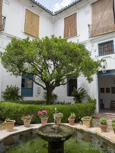 Patio del Archivo del Palacio de Viana, Córdoba