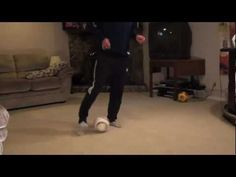 At Home Soccer Drills: Ball Control Drills The Effective Pictures We Offer You About Soccer Workouts Soccer Training Drills, Soccer Drills For Kids, Soccer Workouts, Football Drills, Soccer Practice, Soccer Skills, Soccer Coaching, Youth Soccer, Kids Soccer