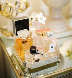 Perfume usually lasts 2 years. Change in color or scent is an indication that it's time to toss it.
