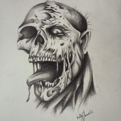 Zombie guy for any zombie lovers out there ✊