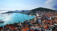 Croatia's charming coastal towns.