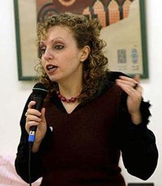 Rita Chaikin - Today, through her efforts as the Anti-Trafficking Project Coordinator for Isha L'Isha - Haifa Feminist Center, Rita is helping wipe out trafficking in her country and around the world. Her pioneering programs have helped government and law officials, and non-governmental organizations, better collaborate in identifying, assisting and protecting victims, prosecuting traffickers and educating the public.